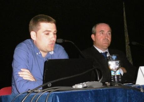Conferencia Enrique Ruiz III Jornadas Archivos Privados